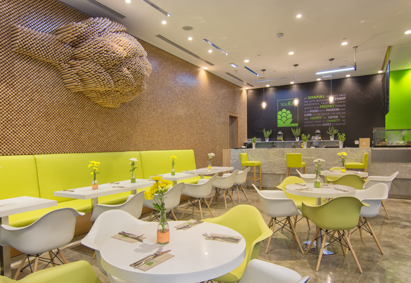 The second Soulfull opens in DIFC.