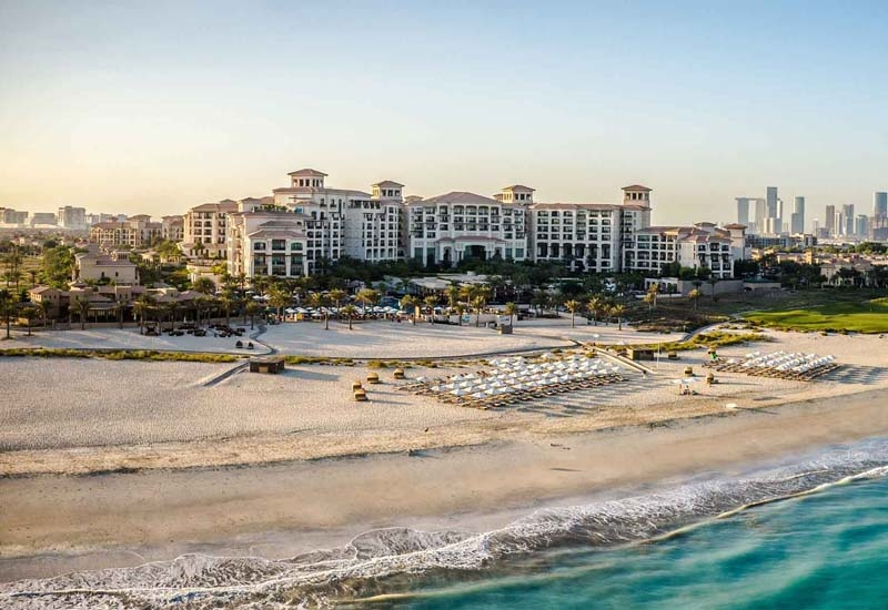 The St. Regis Saadiyat Island Resort will host the Buddha-Bar Beach concept.
