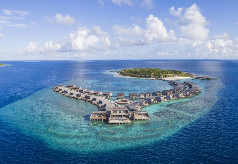 St. Regis Maldives Vommuli.