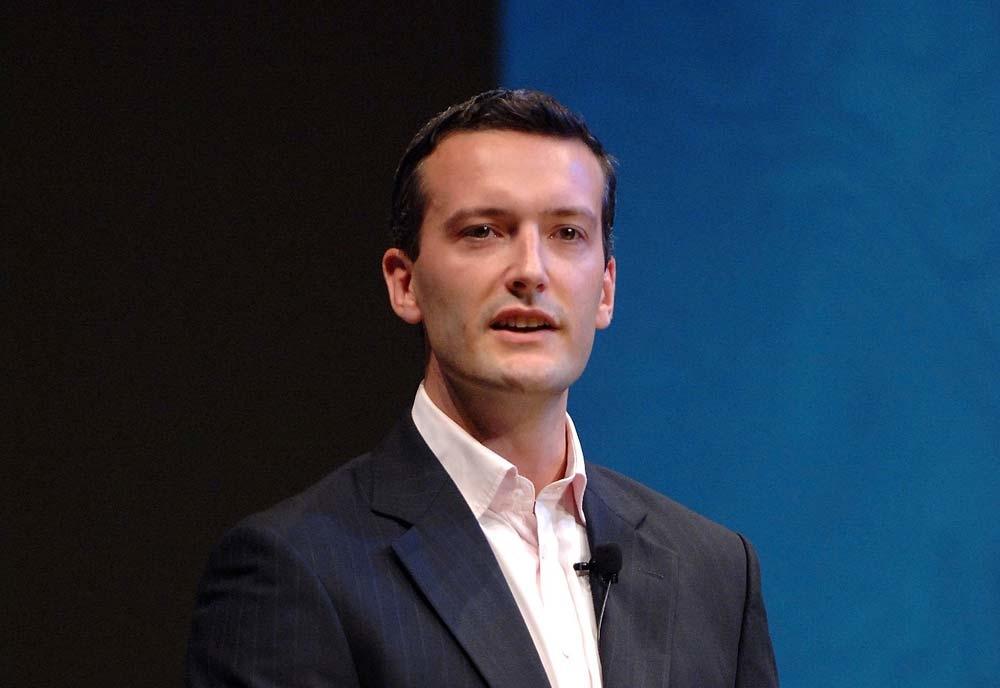 Shangri-La Hotels and Resorts chief marketing officer Steven Taylor