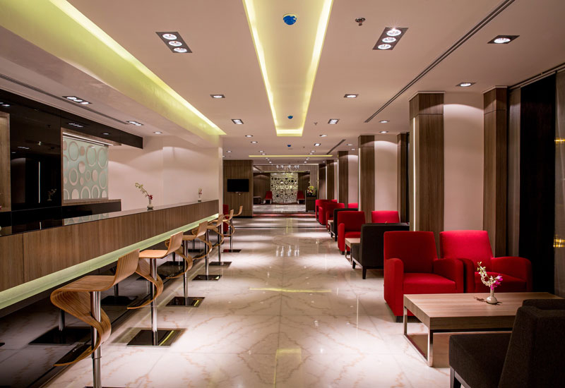 Stylis creates High-pressurised Laminate Furniture