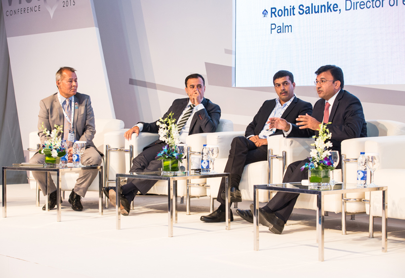 The panel at the Hotel show discussed sustainability is the hospitality industry.