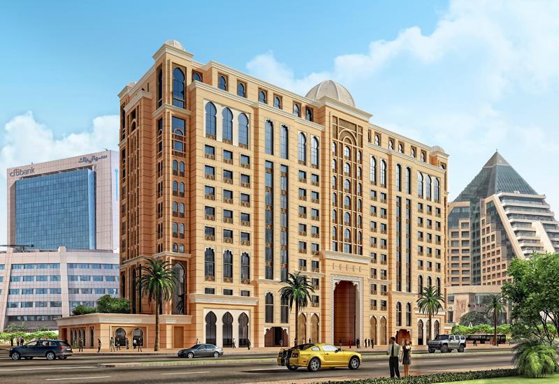 Time Royal Hotel, which is set to open in Dubai Healthcare City in 2017.