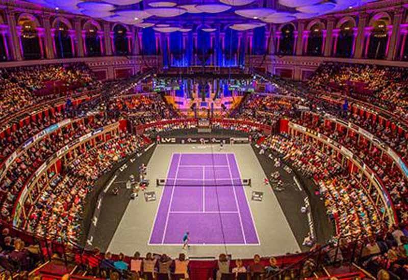 The Statoil Masters Tennis.