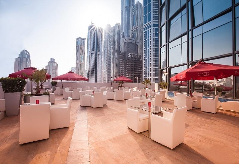 Media One Hotel, Dubai.