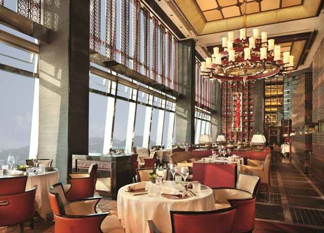Tin Lung Heen at The Ritz-Carlton Hong Kong is among the restaurants to retain its Michelin Stars.
