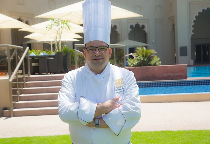 Appointments, Ajman palace hotel, Executive chef appointments uae, Thomas fischer