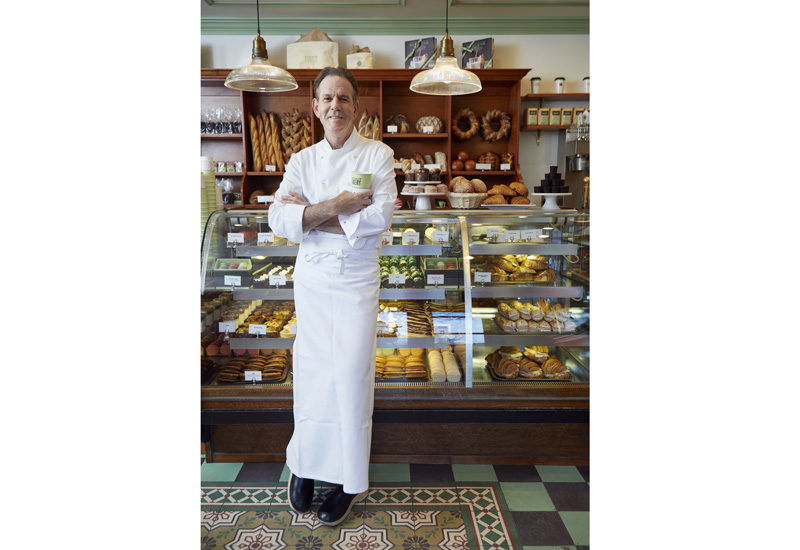 Keller is an American chef, restaurateur, and cookbook author.