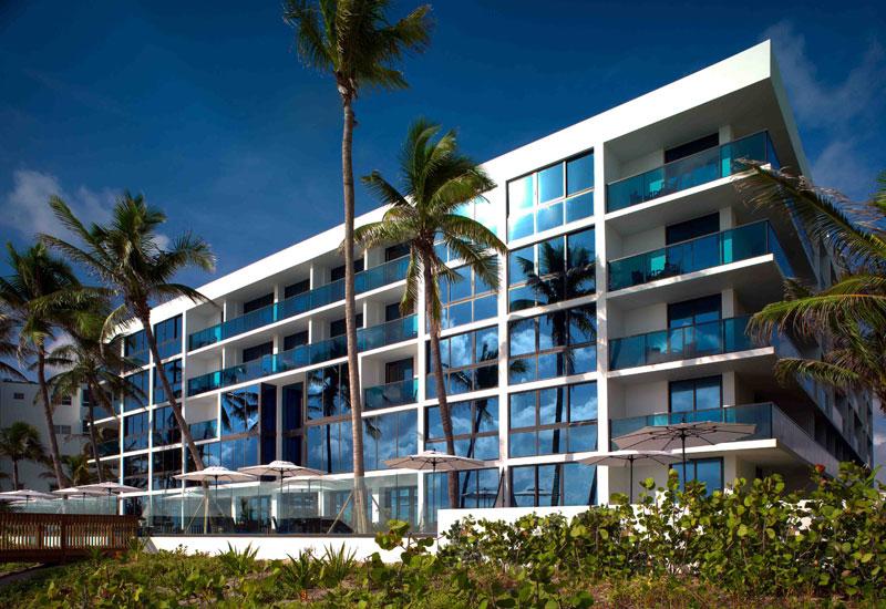 Tideline Ocean Resort & Spa, one of the properties in the Kimpton portfolio