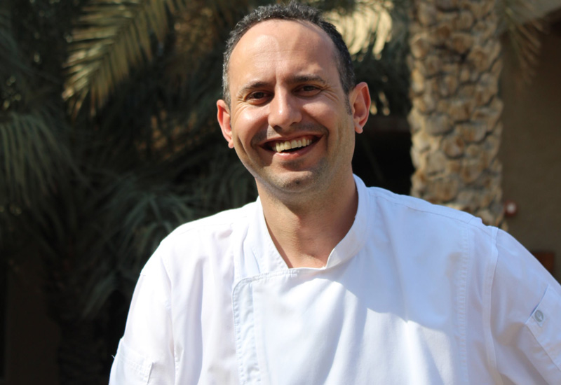 Chef Timothy Goddard.