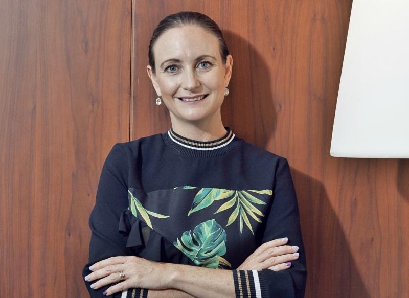 Tryp by Wyndham Dubai hotel manager Jo-Ella Moore.