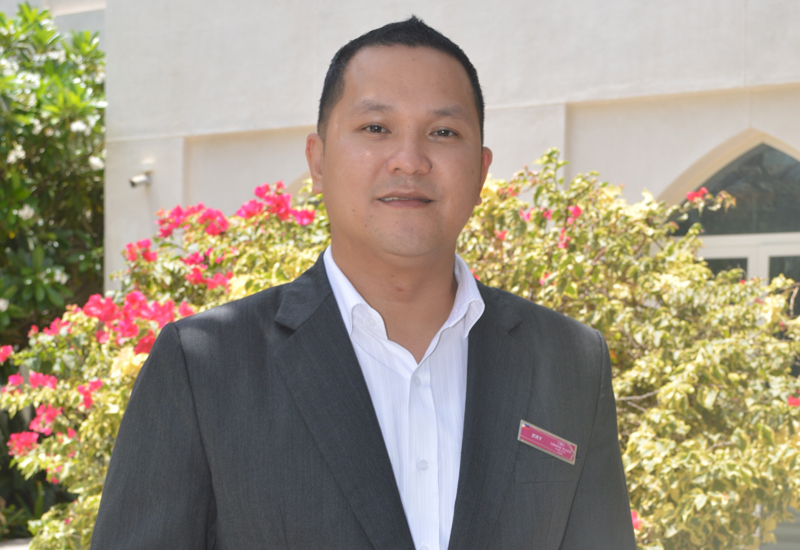 Joey Cabrera, Outlet Manager, Crowne Plaza Duqm:   Joey Cabrera's entry reveals that he is passionate about everything he does and he exerts maximum effort to provide warm, sincere and engaging service that ensures guests feel valued and that moments are turned into lasting memories. An example to support his charitable giving for good nature was displayed in December 2017 when he wholeheartedly donated his tips money of OMR 225 to help fund the surgery of a 22-year-old Filipino colleague from a sister hotel who required a prosthetic leg due to having met with an accident back home in Philippines when on vacation.