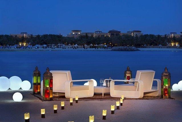 Ritz-Carlton Abu Dhabi.
