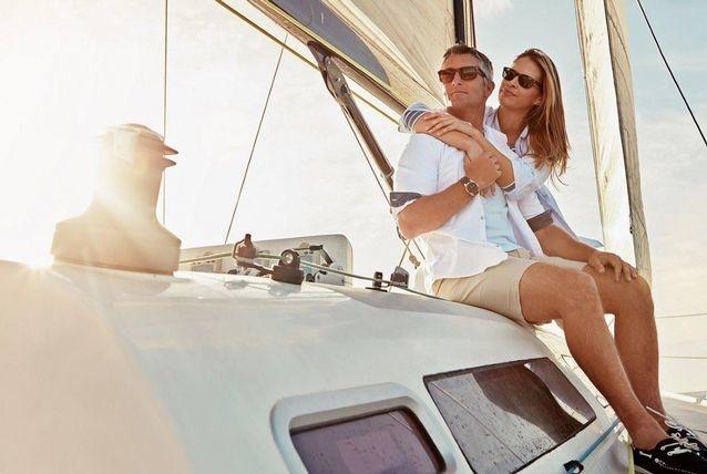 Dubai Marina Yacht Club.