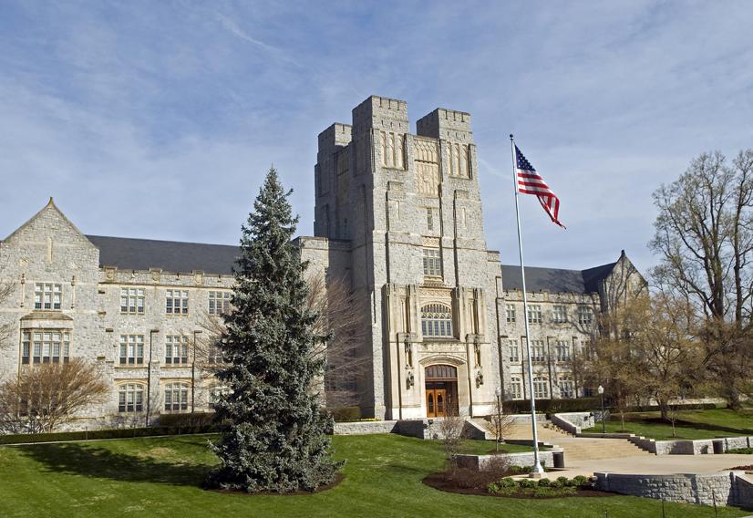Virginia Polytechnic Institute (Virginia Tech).