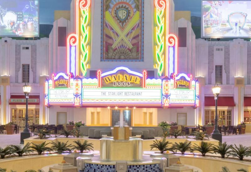 Leisure, Attractions, Warner Bros World Abu Dhabi, Abu dhabi