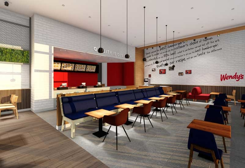 The new restaurant will seat up to 68 people inside and 60 outside.