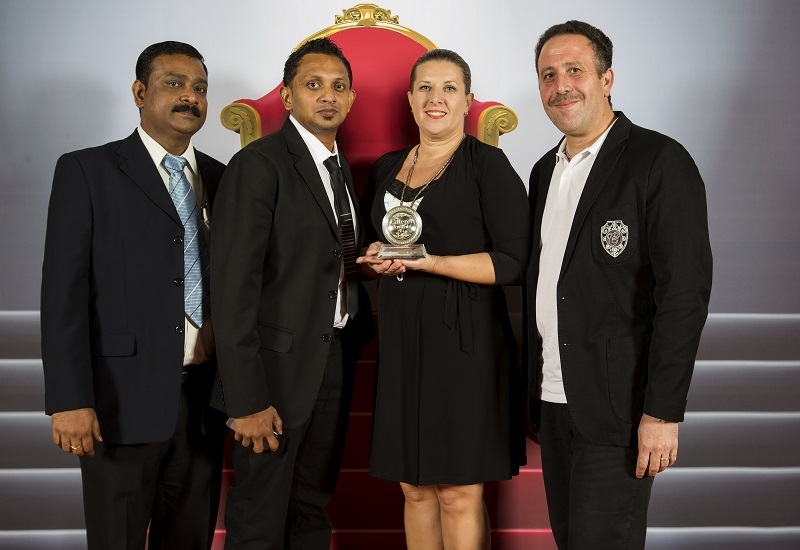 Events Catering Team of the Year.