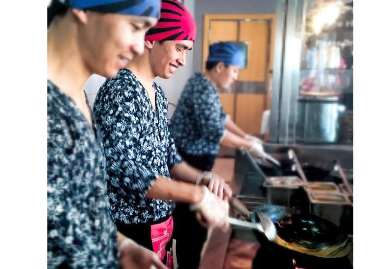 A Sapporo Ramen Festival will take place at Wokyo next month