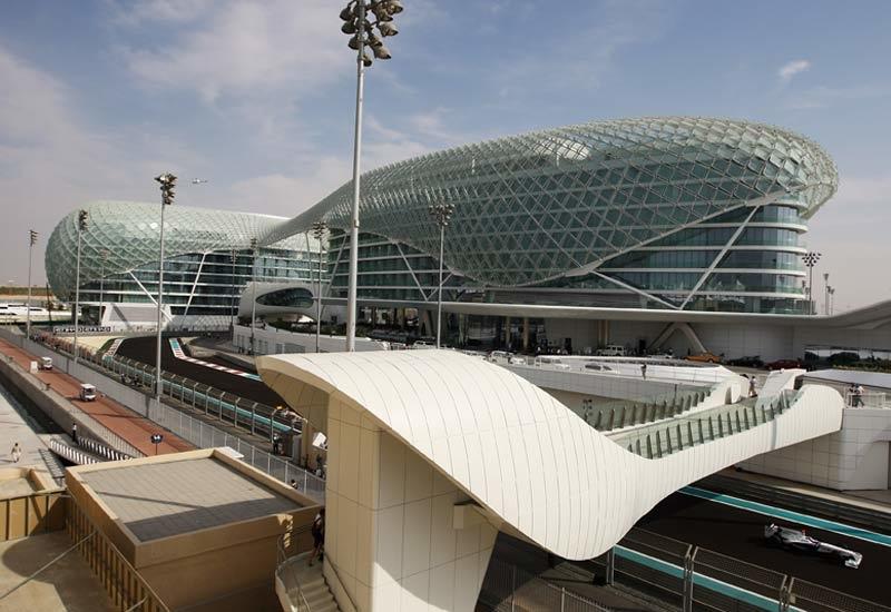 Aldar's hotel portfolio includes the Yas Viceroy in Abu Dhabi