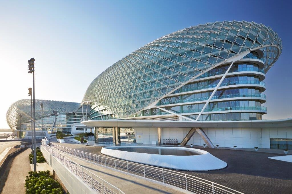 Yas Viceroy Abu Dhabi returns as the event venue.