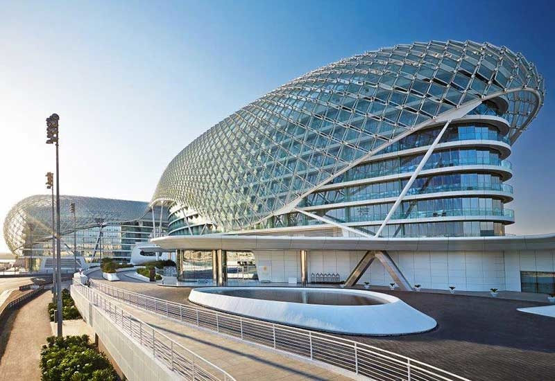 Viceroy was replaced as operator of the Yas Island hotel. It will be reflagged as a W hotel.