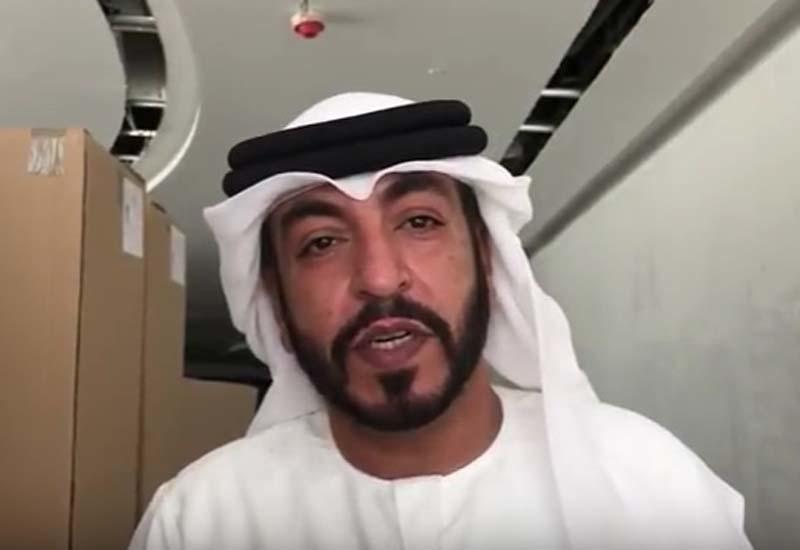 Yousuf Amiri talks security