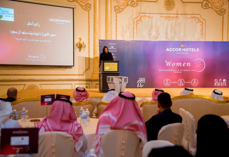 AccorHotels holds second edition of women's empowerment forum.
