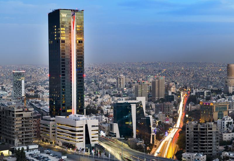 W Amman, Jordan.