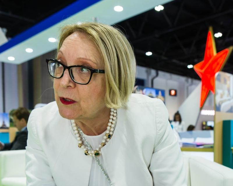 Paris Tourism and Convention Bureau marketing director Patricia Barthelemy.