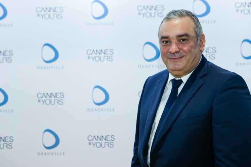 Atout France MENA director Karim Mekachera.