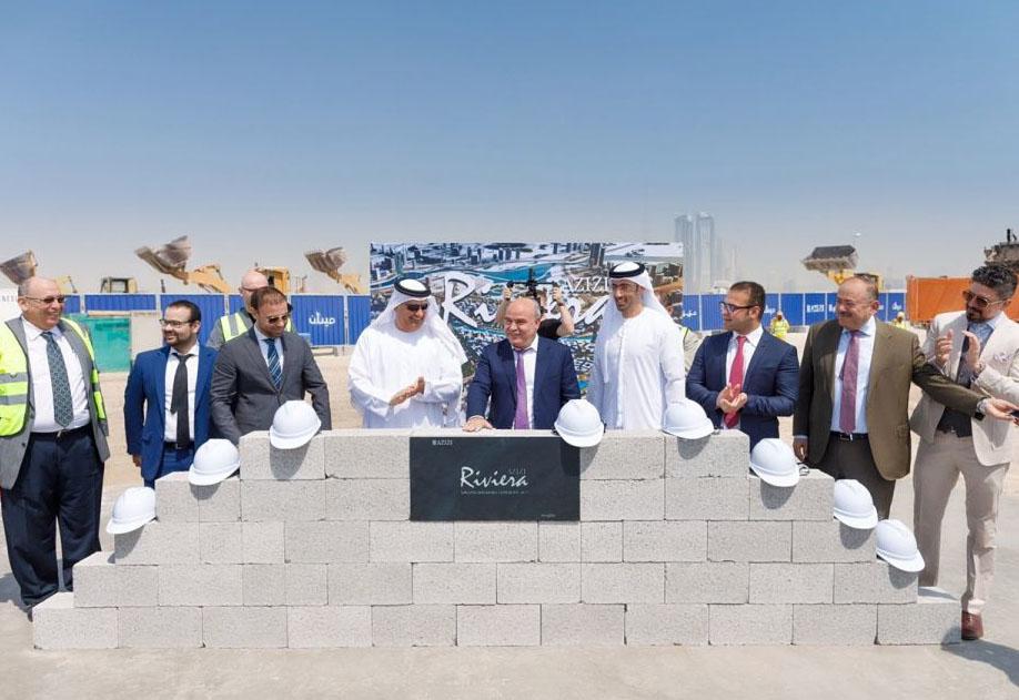 Azizi Developments announces milestone for urban development inspired by French Riviera.