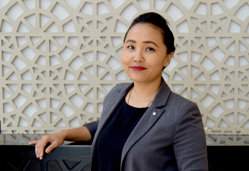 Bharti Lama, spa & recreation manager, Grand Millennium Al Wahda Hotel Abu Dhabi:   Bharti Lama joined the pre-opening team at Marriott Downtown Abu Dhabi as spa & recreation manager and now manages one of the largest spa and health clubs in Abu Dhabi at Grand Millennium Al Wahda Hotel. In collaboration with the hotel's learning & developing team Lama initiated the 'Beat My Weight' challenge which involved all employees. The three-month programme as made in effort to boost the staff morale. Lama took this on as her own initiative to get the team fit and keep them motivated.