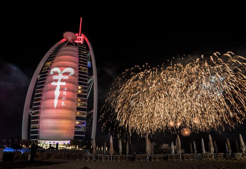PHOTOS: Burj Al Arab Chinese New Year celebrations