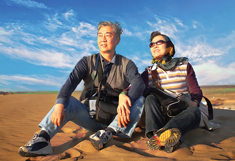 Dubai sees more than 40% increase in Chinese tourists.