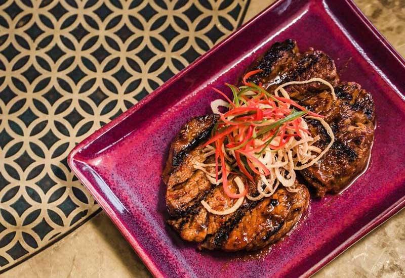 Coya serves Peruvian cuisine.