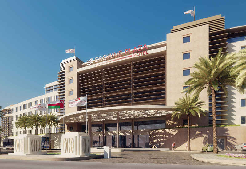 Crowne Plaza Oman Convention and Exhibition Centre