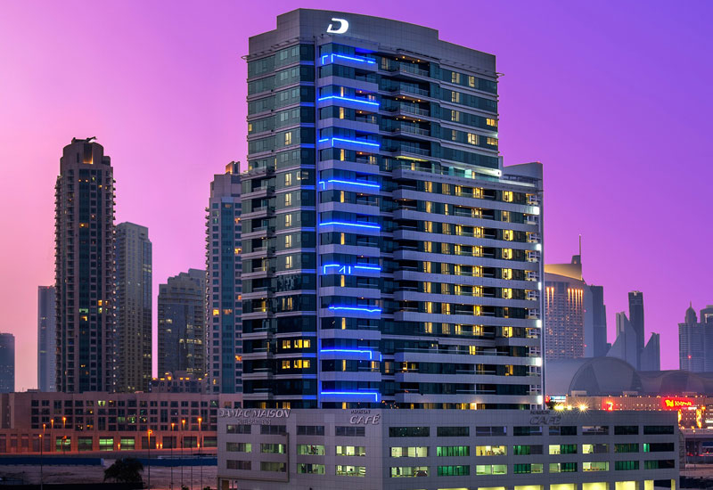 Damac Canal Views opened last month