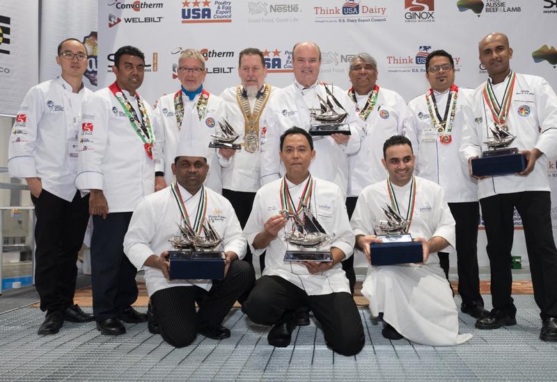 winner at La Cuisine Du Sial 2017.