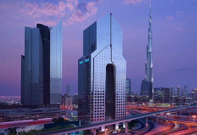 Dusit Thani Dubai opened in 2001.