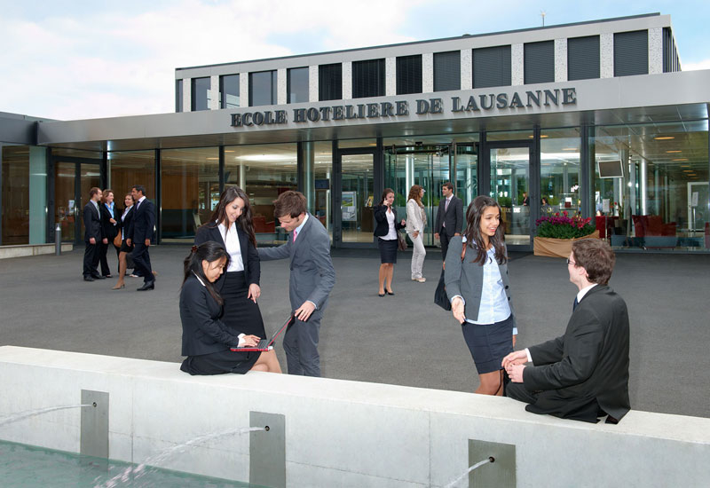 Ecole Hôtelière de Lausanne, Switzerland