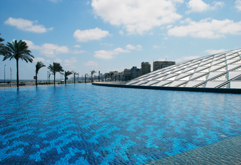 Cairo And Alexandria Tourist Numbers Rebound Business Hotelier Middle East