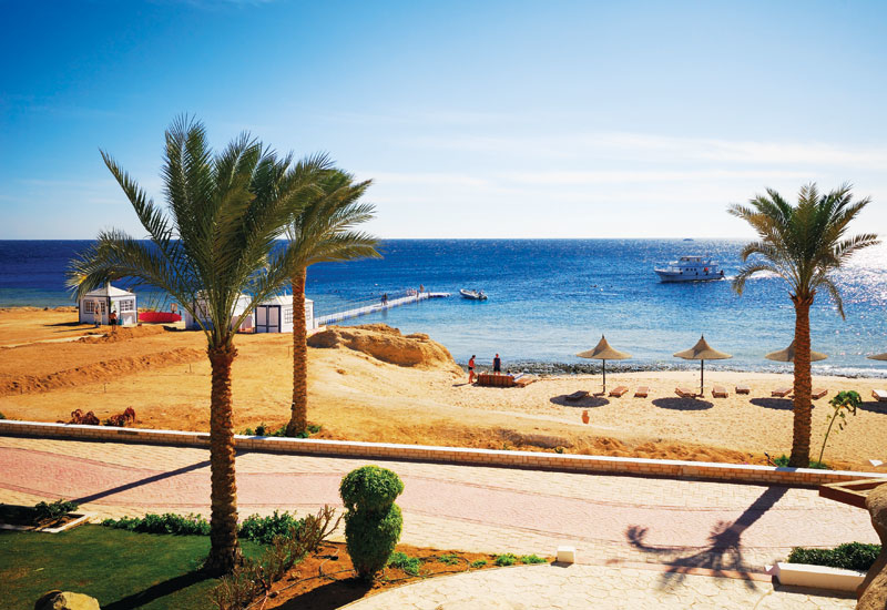 Egypt is hoping to increase tourism numbers.