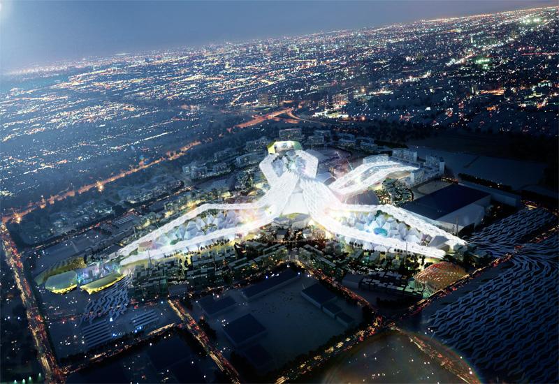 Leisure, Attractions, Construction, Dubai expo 2020, Expo 2020