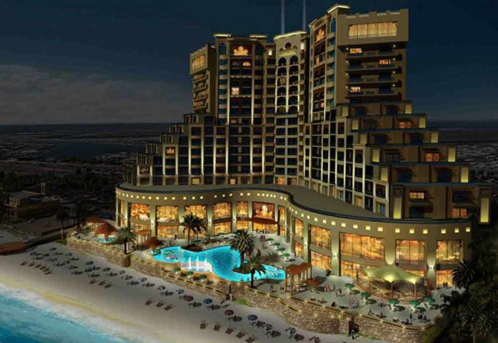 Fairmont Ajman opened earlier this year.