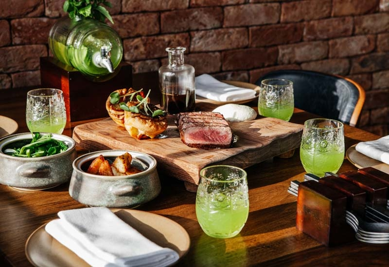 Folly launches new weekend lunch concept.