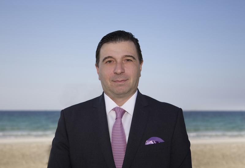 Ajman Hotel welcomes George Ganchev as new GM.