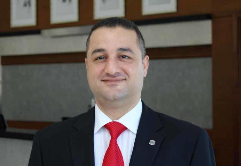 Ghyath Fawaz, hotel manager of Nour Arjaan by Rotana, Fujairah.