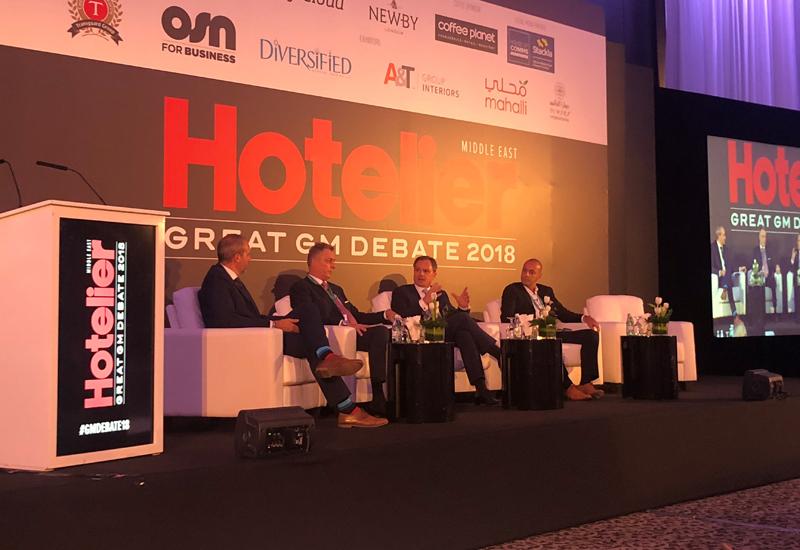 Reports, Operators, Great gm debate, The hotelier middle east great gm debate 2018