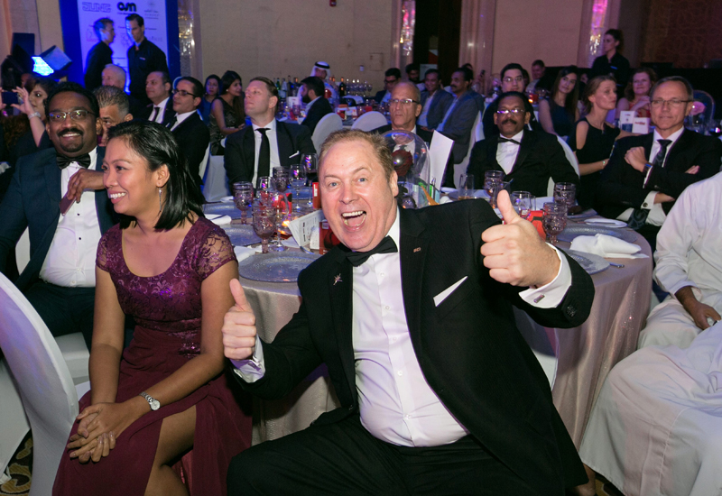 Hotelier middle east awards